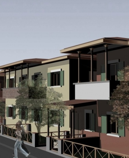 BTL Family Housing Vicenza, Italy