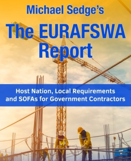 Michael-Bruno CEO Authors The EURAFSWA Report, For Contractors Looking to Enter the International Market