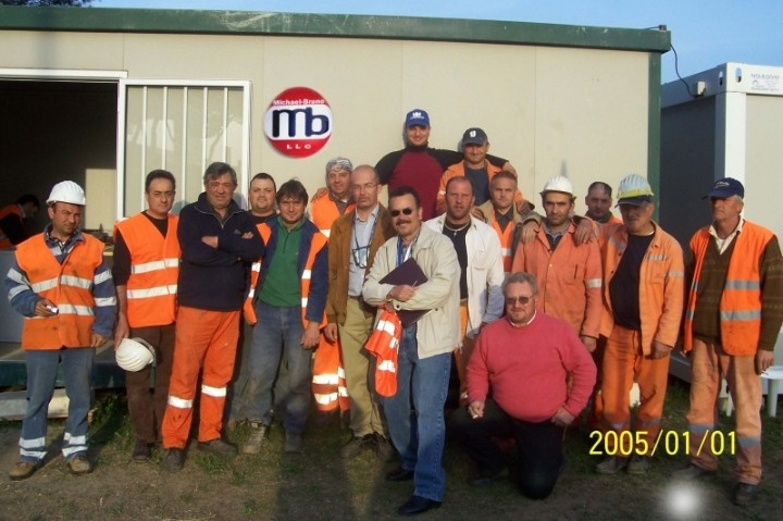 Infrastructure Modernization Program (I3MP Italy II), Camp Darby/Livorno Depot, Italy